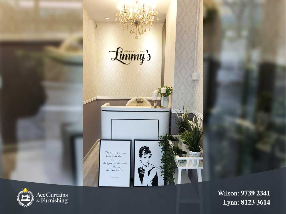 Ace Curtain's Client - Limmy's Nail and Beauty Lounge